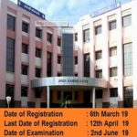 JIPMER MBBS 2019 EXAM Registration/Application Forms Released