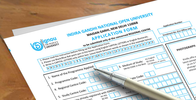 Related image IGNOU Admission, IGNOU BBA Course