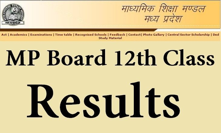 mp board result 2019