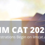 Indian Institute of Management IIM CAT 2020 Online Form 2020